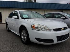 2011 Chevrolet IMPALA Jackson TN 26 - Photo #1