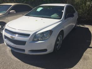 2010 Chevrolet MALIBU Jackson TN 650 - Photo #1