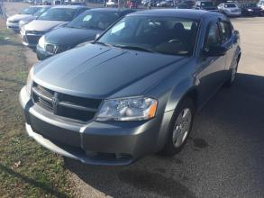 2010 Dodge AVENGER Jackson TN 644 - Photo #1